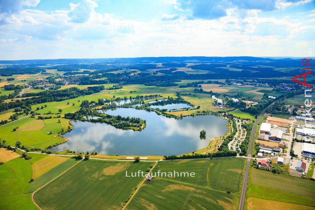 luftbild-kulmbach-2014-3070 | Luftbild von  Kulmbach - Luftaufnahme wurde 2014 von https://frankenair.de mittels Flugzeug (keine Drohne) erstellt - die Geschenkidee