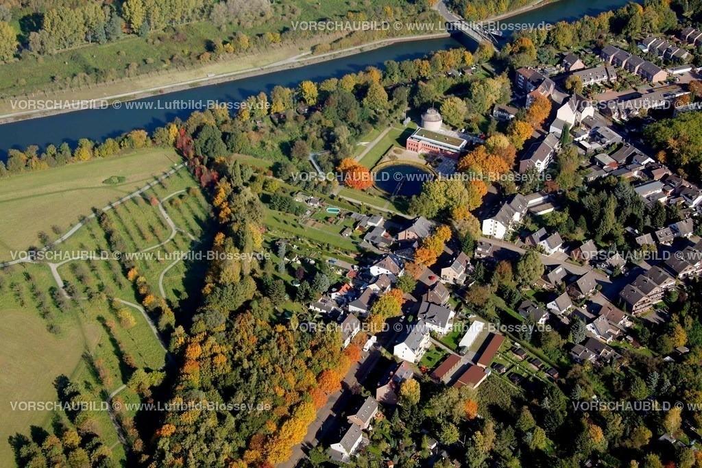 ES10103772 |  Essen, Emscher 160 Kläranlage Läppkes Mühlenbach Ruhrgebiet, Nordrhein-Westfalen, Germany, Europa