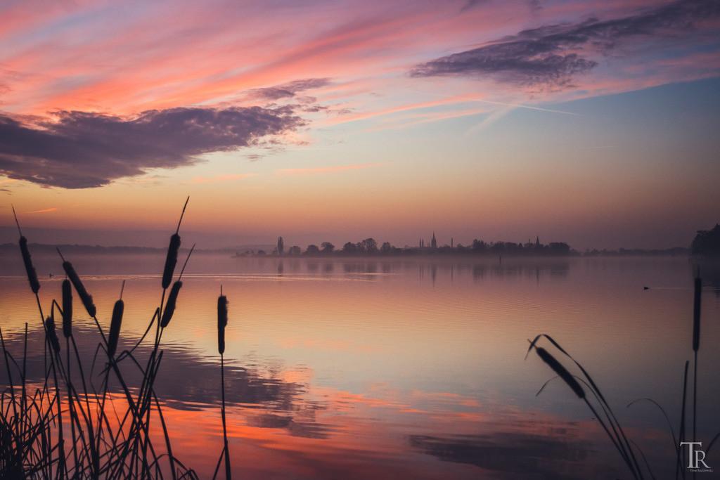 Magischer Morgen in Werder (Havel)