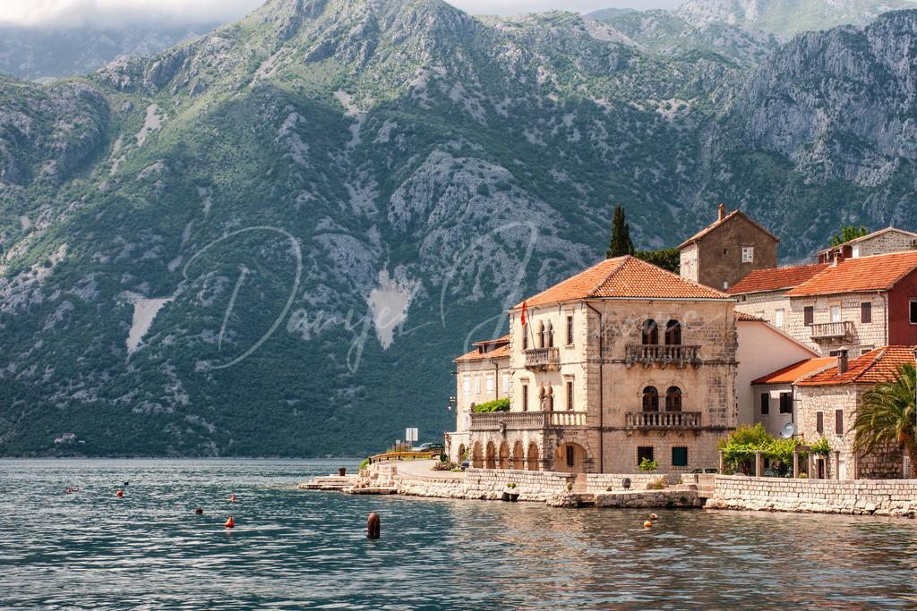 Perast | Wunderschönes Perast in der Boka Kotorska