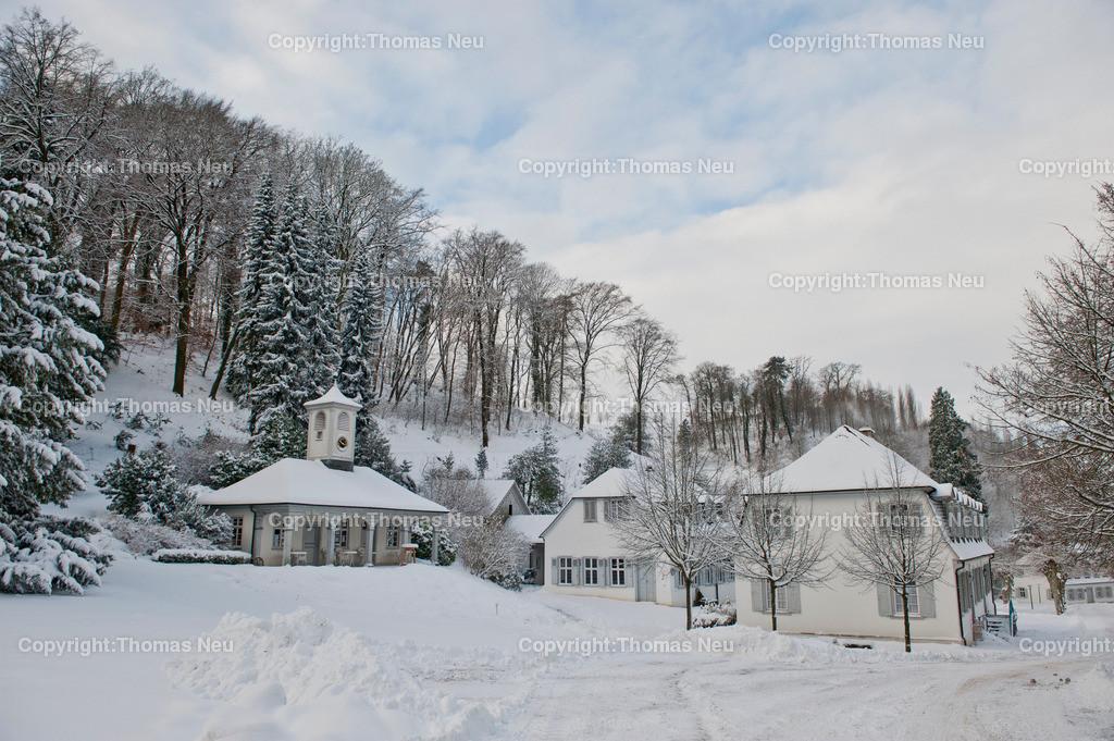 Wint_Fü_5 2 | Winter im Staatspark Fürstenlager in Bensheim Auerbach, Schnee, Kälte ,