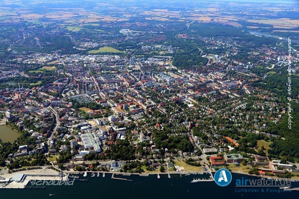 Kiel, Brunswik, Damperhof, Düsterbrook, Stinkviertel, Ostseekai | Kiel, Brunswik, Damperhof, Düsterbrook, Stinkviertel, Ostseekai
