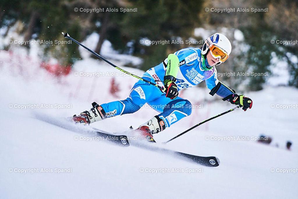 ALS5816_WWMG_GS-II_C | (C) FotoLois.com, Alois Spandl, WinterWorldMastersGames 2020 Innsbruck, Giant Slalom-II Gruppe C Damen, Patscherkofel Olympiaabfahrt, Mi 15. Jänner 2020.