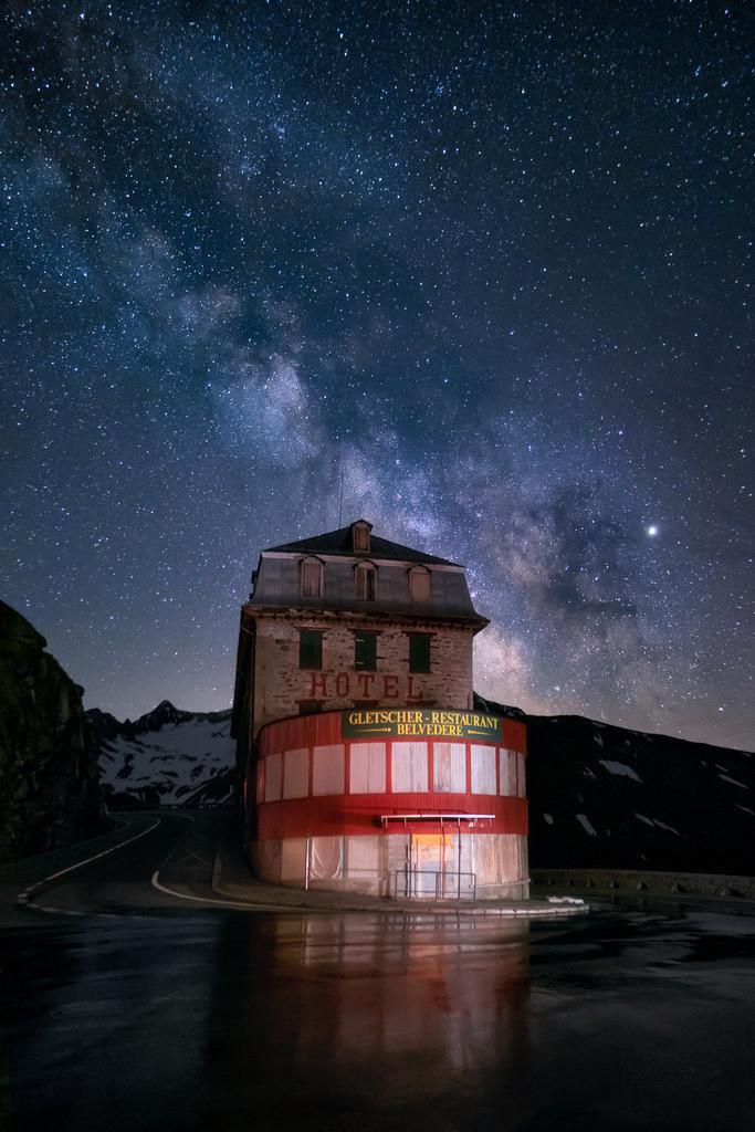 Belvedere Milky Way