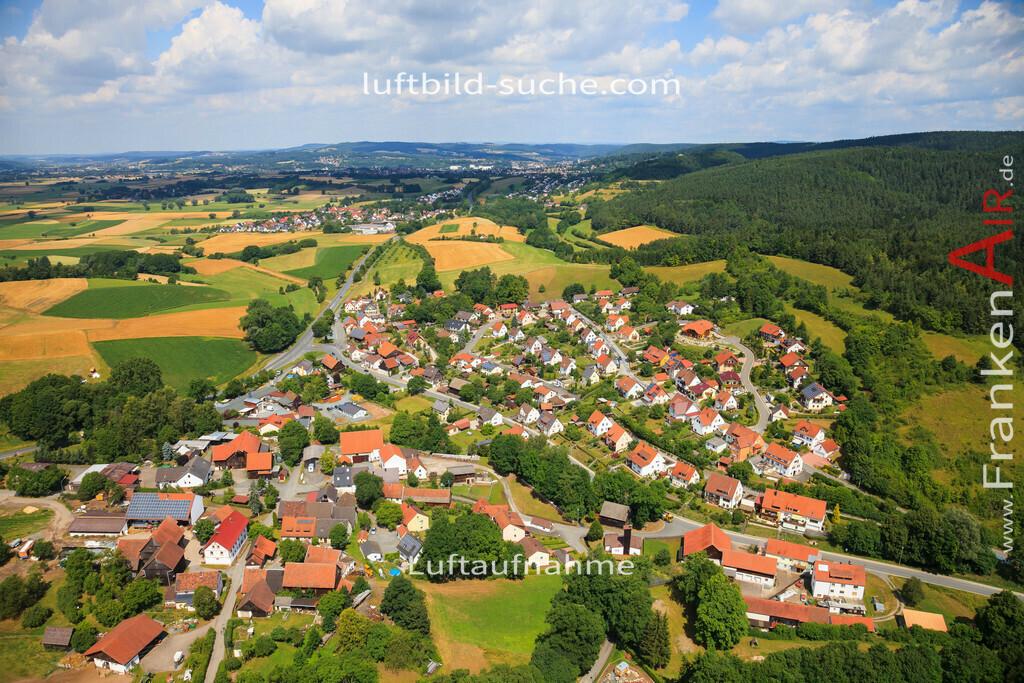 leuchau-kulmbach-2014-3134 | Luftbild von Leuchau Kulmbach - Luftaufnahme wurde 2014 von https://frankenair.de mittels Flugzeug (keine Drohne) erstellt - die Geschenkidee