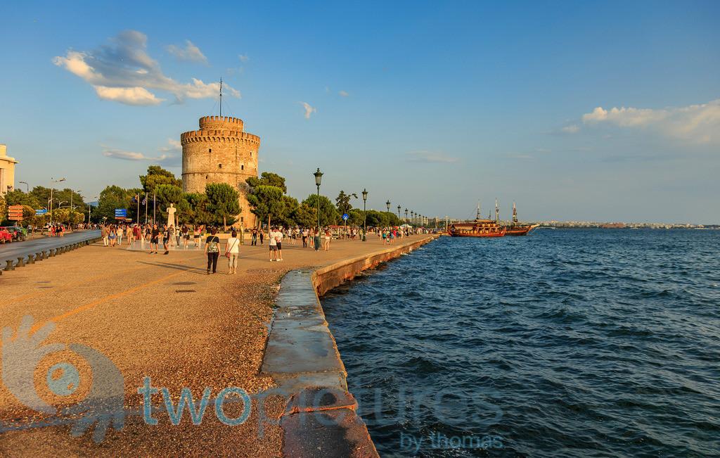Der Weisse Turm in Thessaloniki | Thessaloniki