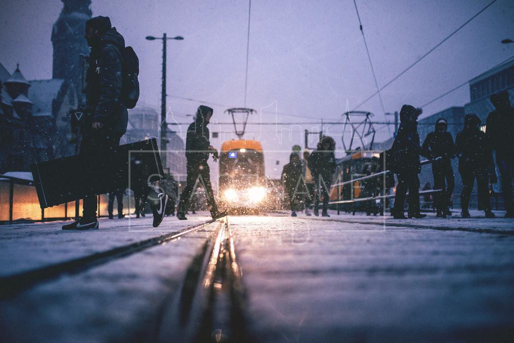 Winter Schnee Leipzig  (10)