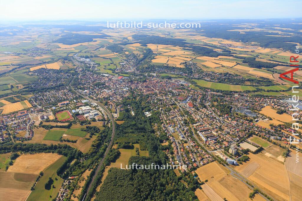 neustadt-an-der-aisch-2015-2238   Luftbild von Unterstrahlbach Neustadt-an-der-aisch - Luftaufnahme wurde 2015 von https://frankenair.de mittels Flugzeug (keine Drohne) erstellt - die Geschenkidee