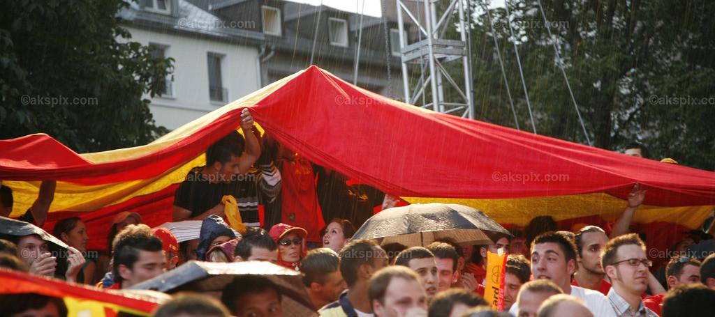 Spania-Fans