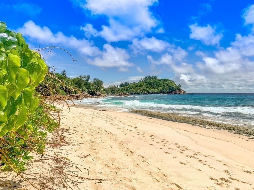Einsame Bucht auf den Seychellen | Der wunderschöne Norden von Mahe