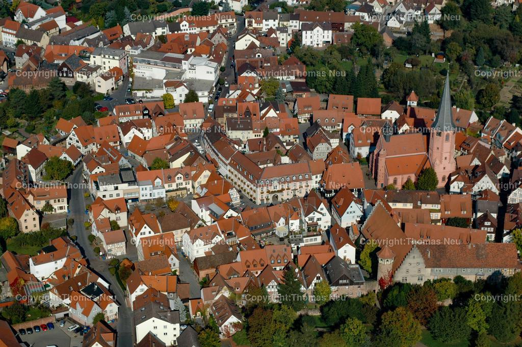 DSC_1128 | Michelstadt, Luftbild, ,, Bild: Thomas Neu