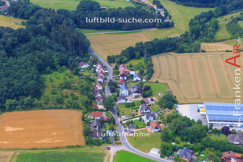 haarth-untersiemau-2016-7091 | Luftbild von Haarth Untersiemau - Luftaufnahme wurde 2016 von https://frankenair.de mittels Flugzeug (keine Drohne) erstellt - die Geschenkidee