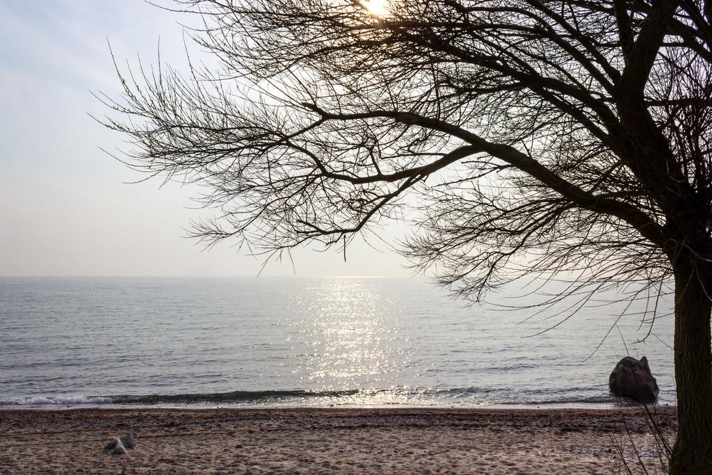 Strand in Hökholz | Sonnenschein am Strand in Hökholz