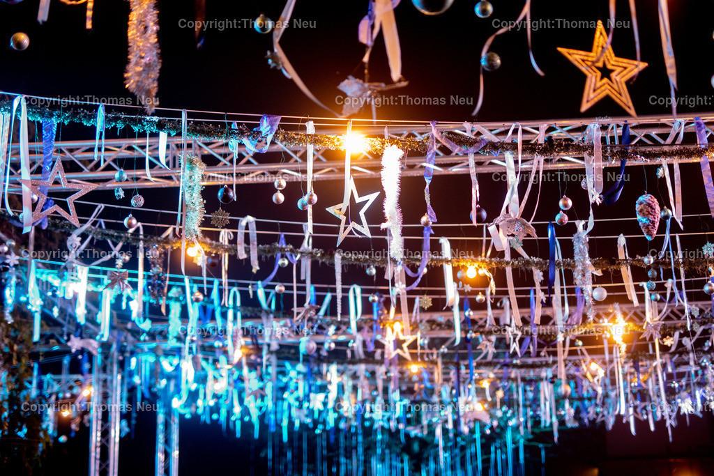 DSC_3953 | ble,Lorsch, blaues Weihnachtswunder, Innenstadt, ,, Bild: Thomas Neu