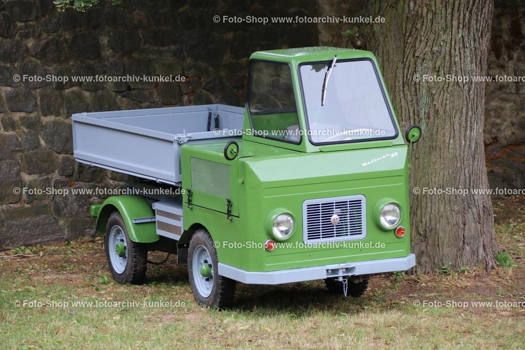 Multicar M 22 Dreiseitenkipper Typ D, 1964-74 | Multicar M 22 Dreiseitenkipper Typ D, grün, Bauzeit 1964-1974, VEB FWW, Waltershausen, IFA - 180624