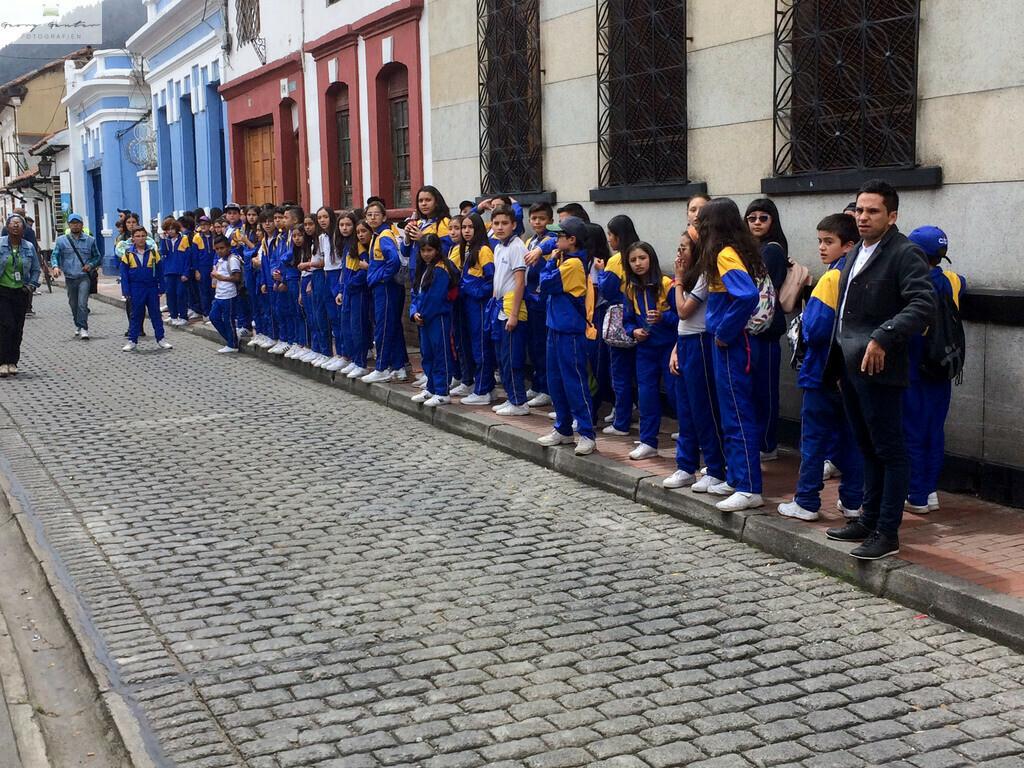 Columbia Bogota 44