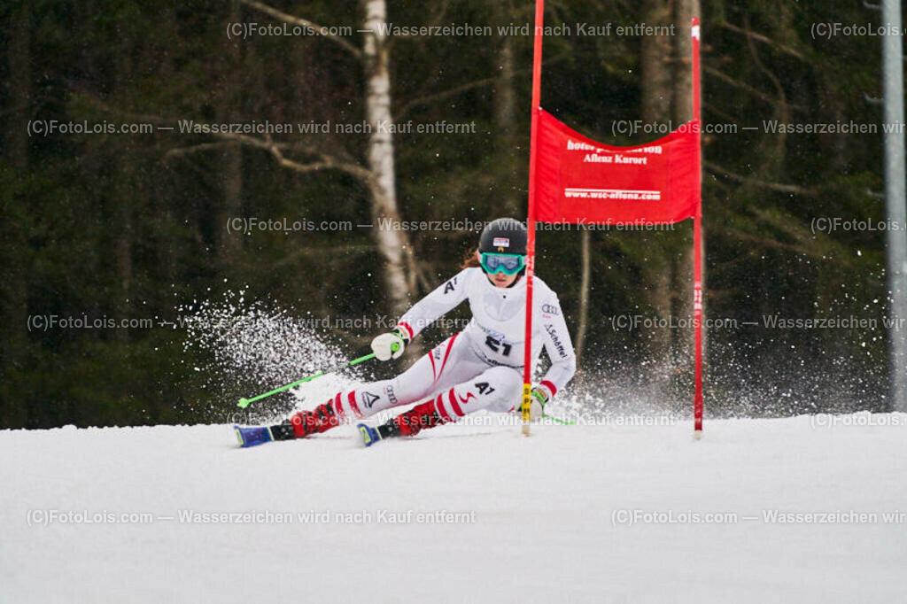 129_SteirMastersJugendCup_Speringer Janine | (C) FotoLois.com, Alois Spandl, Atomic - Steirischer MastersCup 2020 und Energie Steiermark - Jugendcup 2020 in der SchwabenbergArena TURNAU, Wintersportclub Aflenz, Sa 4. Jänner 2020.