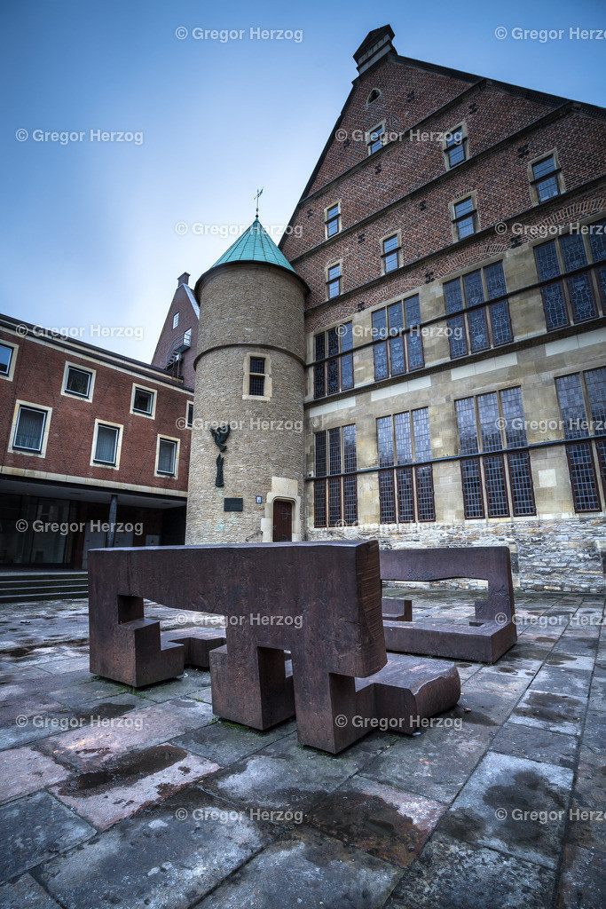 Altes Rathaus  | Münster