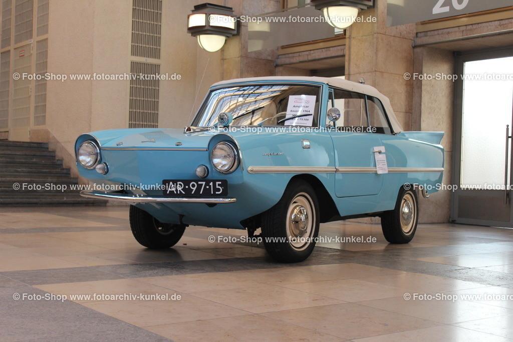 Amphicar 770 Amphibienfahrzeug 2 Türen, hellblau, EZ 1964   Amphicar 770 Amphibienfahrzeug 2 Türen, hellblau, Bauzeit der Serie 1960-63, Erstzulassung 1964, Herstellerland Deutschland
