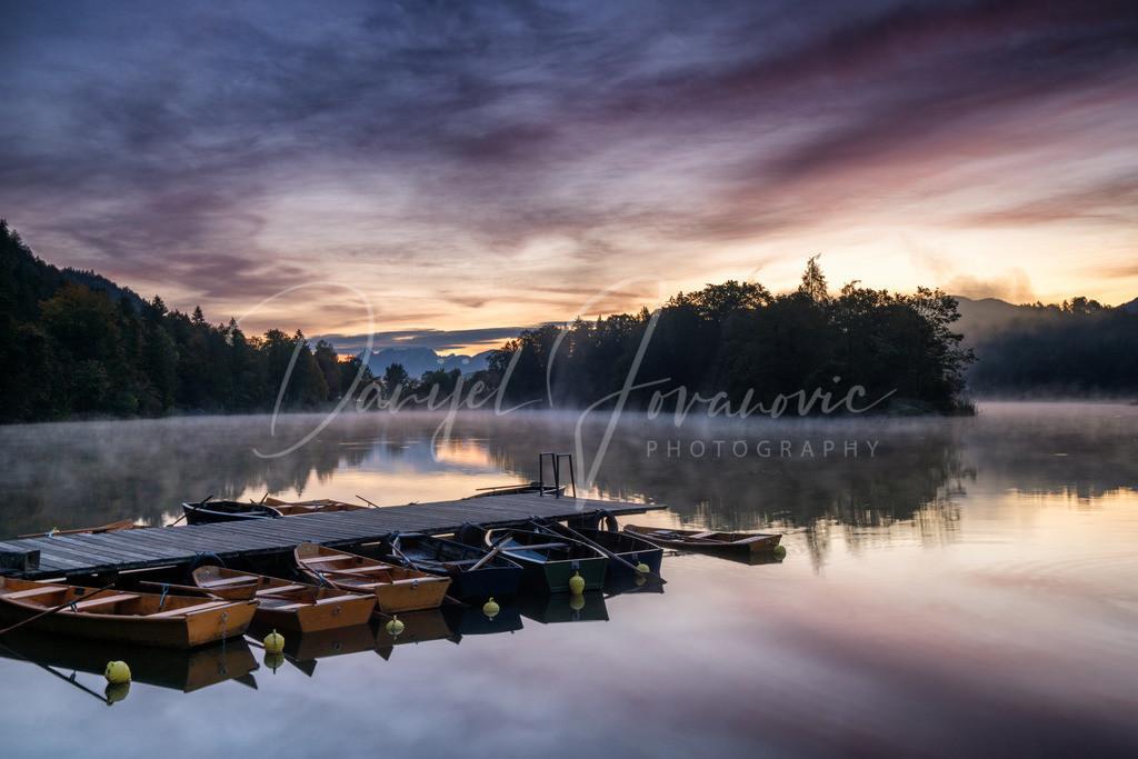 Reintaler See | Morgenstimmung am Reintaler See