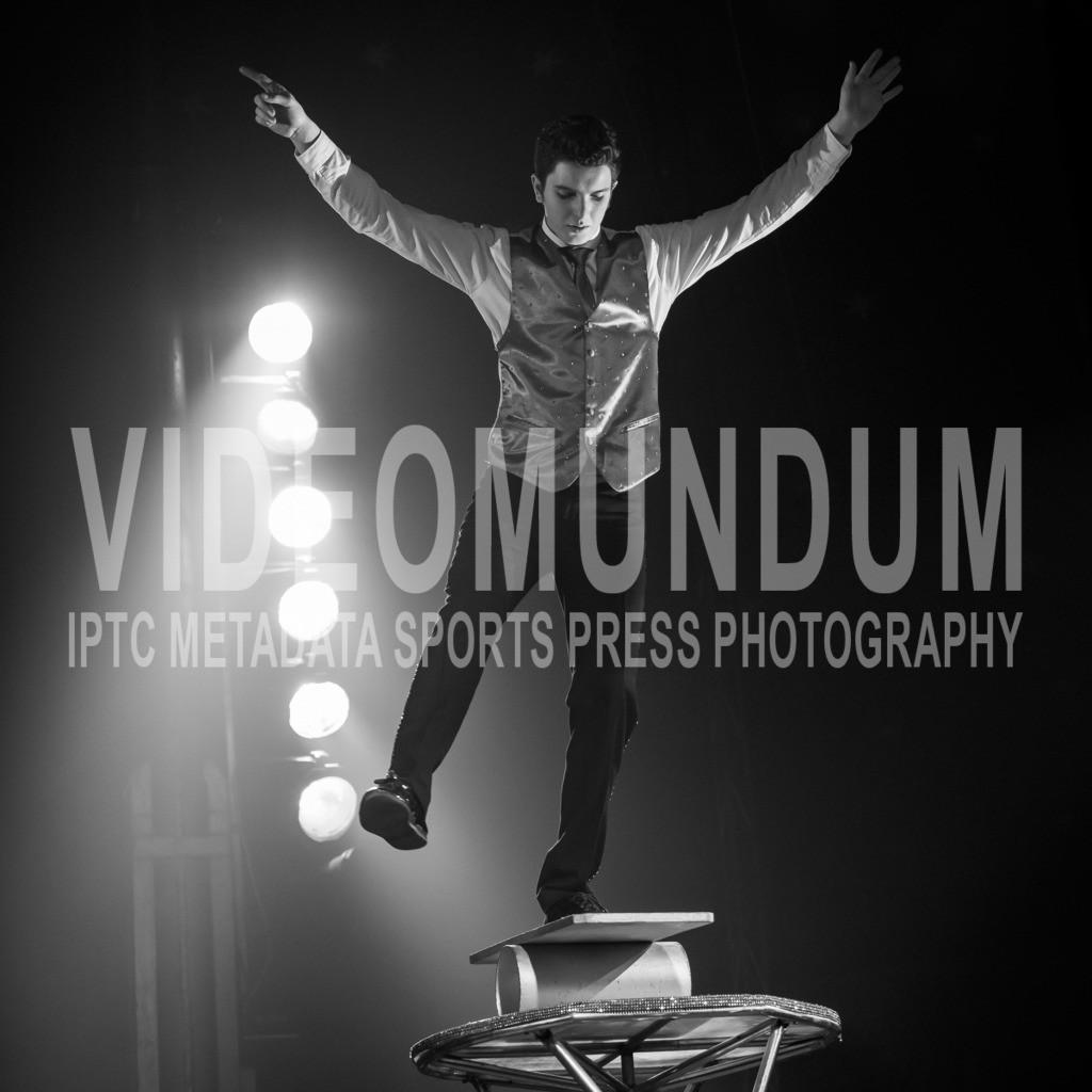 Deinze, Belgium - April 2, 2018: Wiener Circus | Deinze, Belgium - April 2, 2018: Wiener Circus, Photo: videomundum