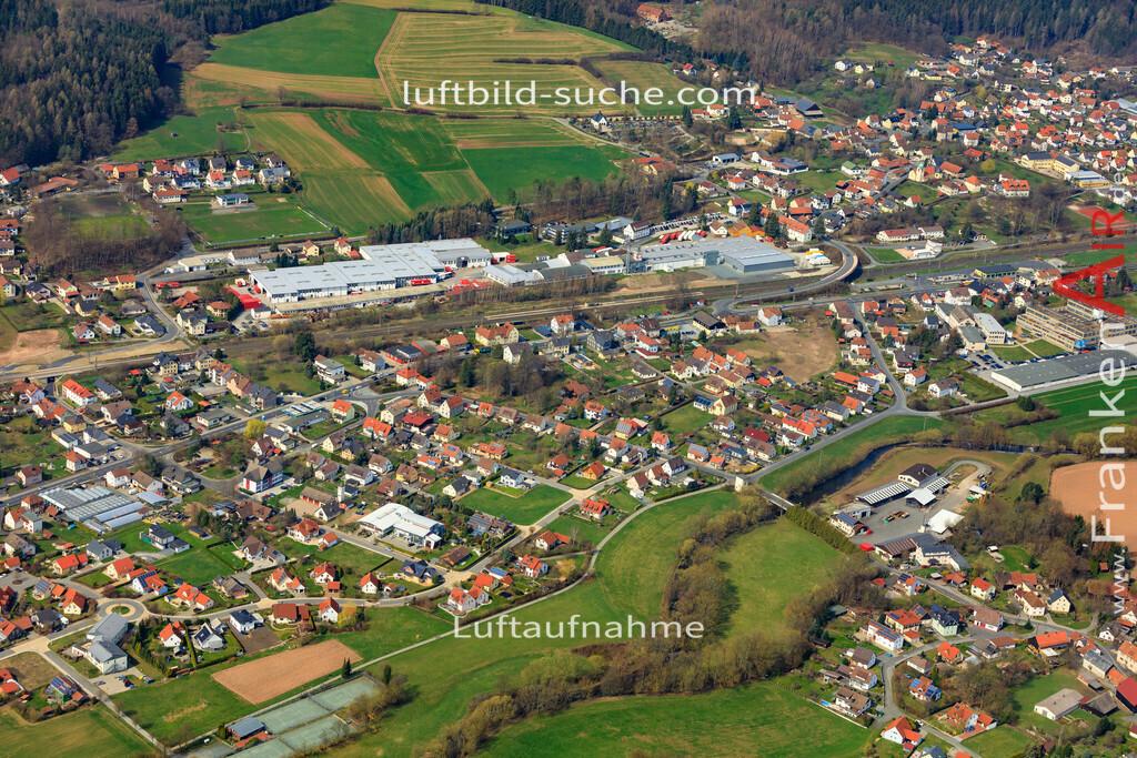 stockheim-19-898 | aktuelles Luftbild von  Stockheim  - Luftaufnahme wurde 2019 von https://frankenair.de mittels Flugzeug (keine Drohne) erstellt.