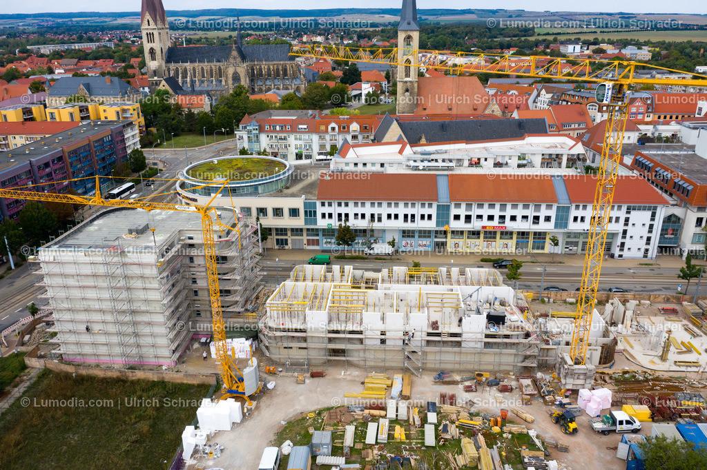 10049-51116 - Baustelle Lindenhof Terrassen _ Halberstadt