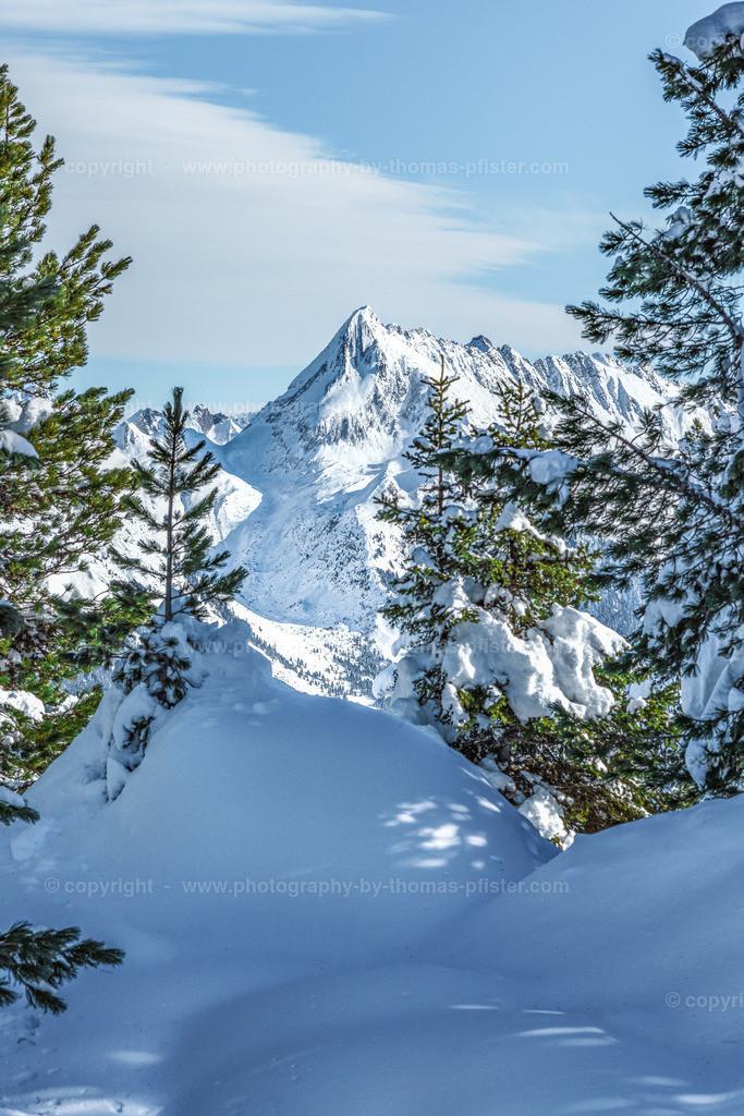Winteraufnahmen am Penken-3