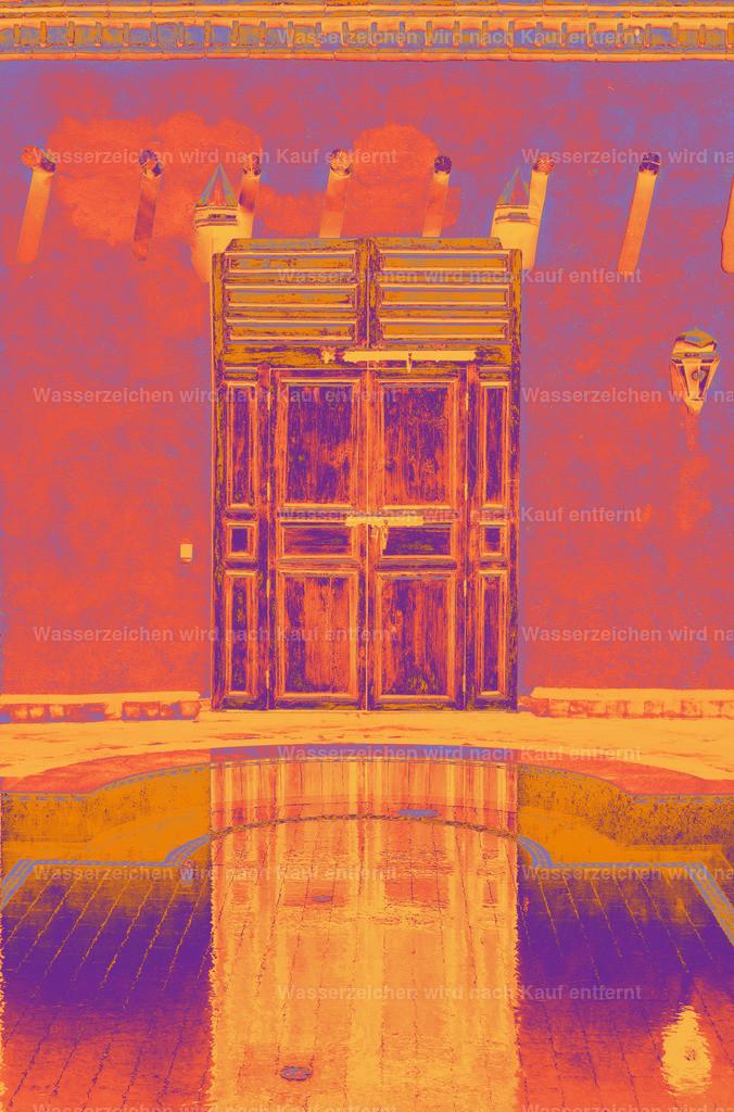 Two Doors? | Marokko, Marrakesch, Photokunst, Kunstwerk, wallpaper, art