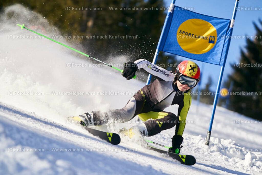 0060_KinderLM-RTL-I_Trattenbach_Vorlaeufer | (C) FotoLois.com, Alois Spandl, NÖ Landesmeisterschaft KINDER in Trattenbach am Feistritzsattel Skilift Dissauer, Sa 15. Februar 2020.