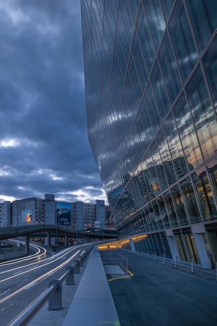 Der Glaspalast   Der Glaspalast - The Circle - am Flughafen Zürich