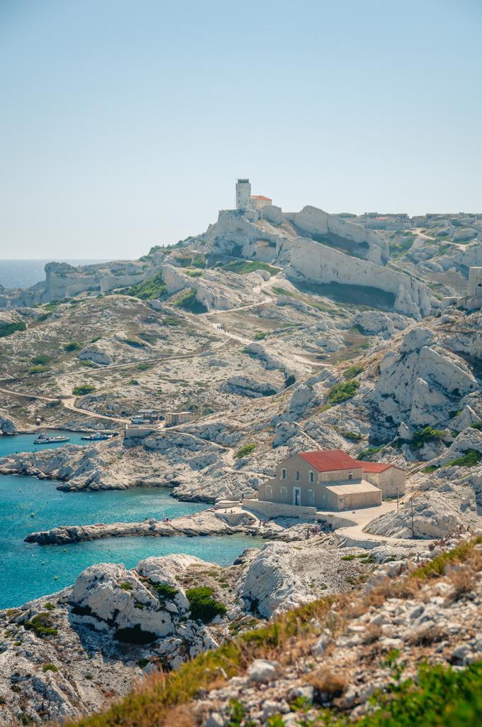 Marseille | Marseille, Frankreich, Südfrankreich, Stadt, urban, Süden, Mittelmeer, Urlaub, Sommer, Frioul-Inseln