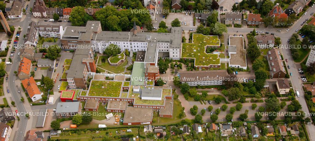 RE11070586 | Hospiz zum Heiligen Franziskus, Elisabeth Krankenhaus ,  Recklinghausen, Ruhrgebiet, Nordrhein-Westfalen, Germany, Europa