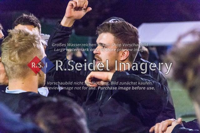 181027_RS-172178_NIK_8620 | Foto des Volvo Krüll Halloween Game XI der Hamburg Ravens gegen die Berlin Knights vom 27.10.2018 auf der Jahnhöhe.