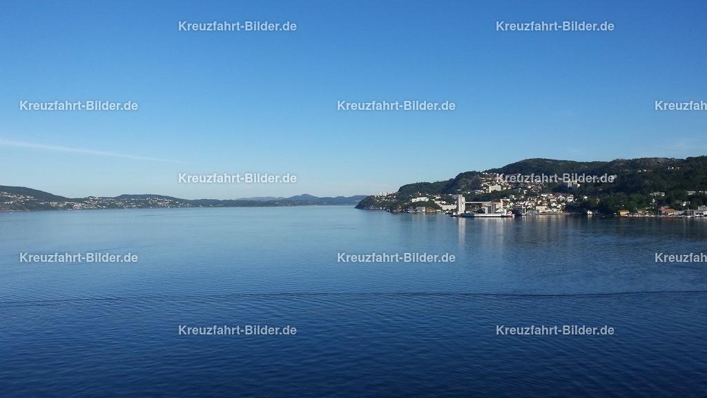 Blick in die Fjorde | Blick in die Fjorde