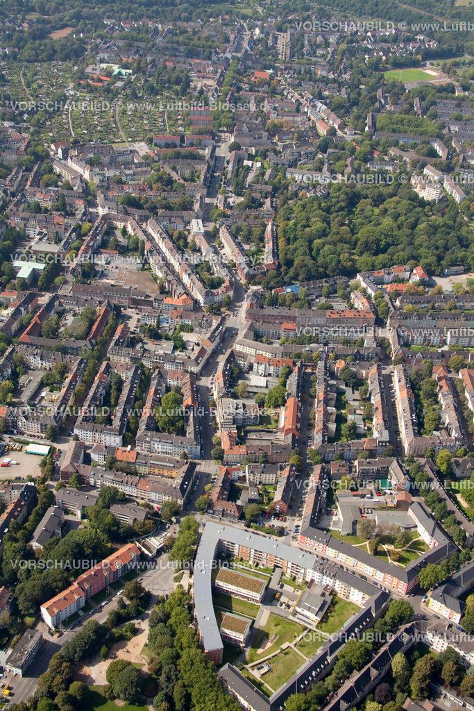 ES10095601   Luftbild, Frohnhauser Straße, Marketing Essen, Grieger,  Essen, Ruhrgebiet, Nordrhein-Westfalen, Germany, Europa, Foto: hans@blossey.eu, 11.09.2010