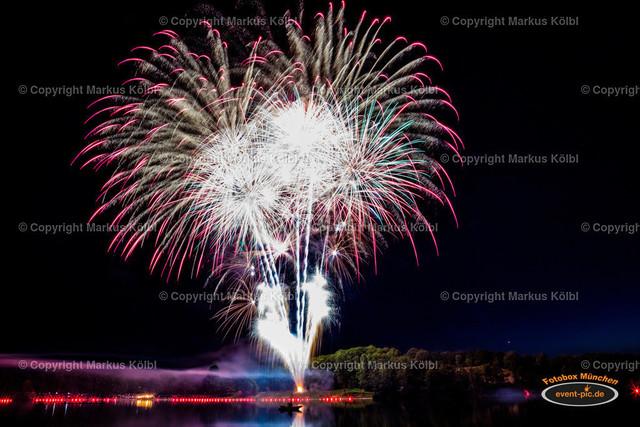 Karlsfelder Siedlerfest 2018 - Feuerwerk-30
