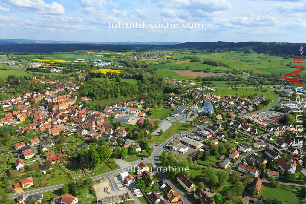 thurnau-2015-145 | Luftbild von  Thurnau - Luftaufnahme wurde 2015 von https://frankenair.de mittels Flugzeug (keine Drohne) erstellt - die Geschenkidee