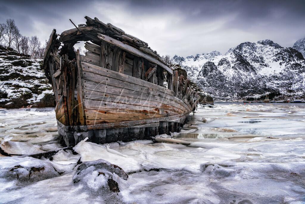 Das Bootswrack