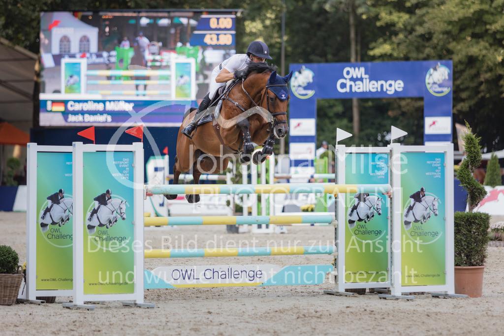 210912_OWLCh_YoungsterTrophy_7j-435 | FUNDIS Youngster Tour (CSIYH1*) 1. Qualifikation für 7jährige Pferde international 1,35m