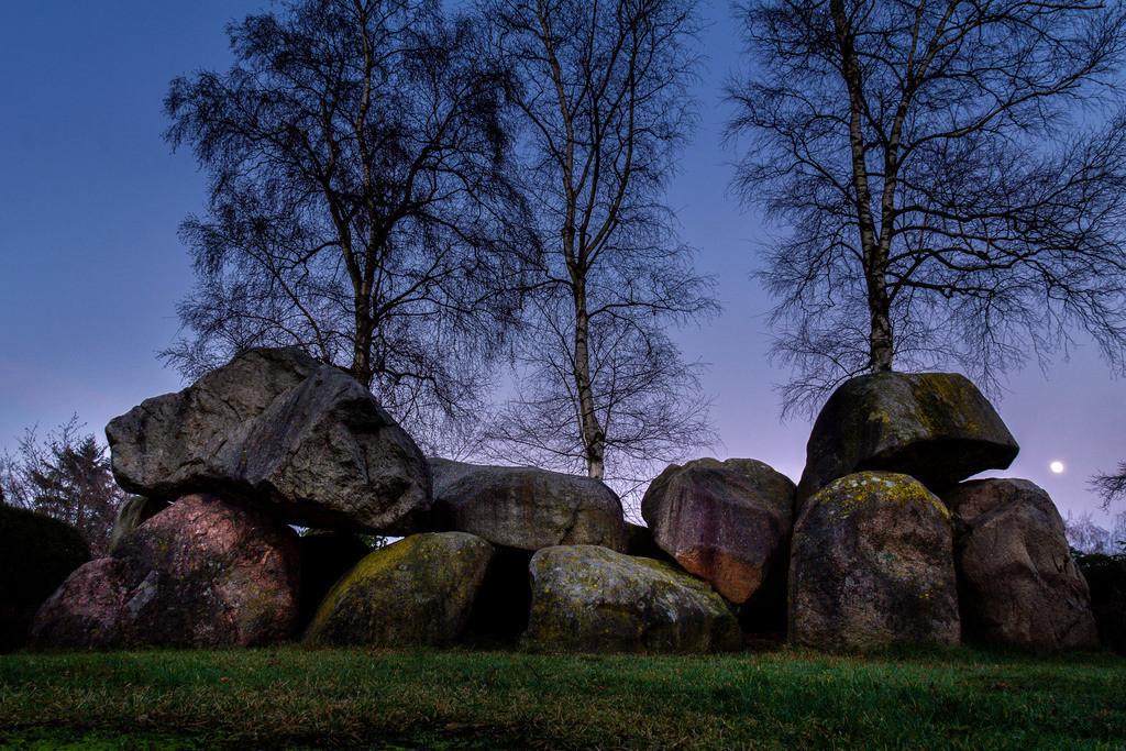 Hünengrab | Das Hünengrab in Osterholz-Scharmbeck