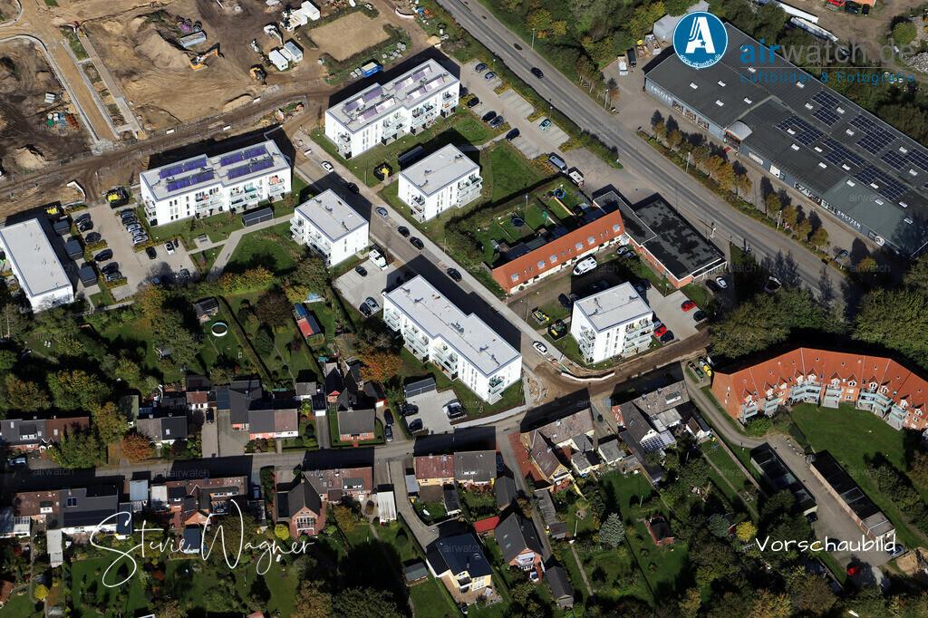 Luftbild Husum, Gewoba, Suederwungweg | Luftbild Husum, Gewoba, Suederwungweg • max. 6240 x 4160 pix.