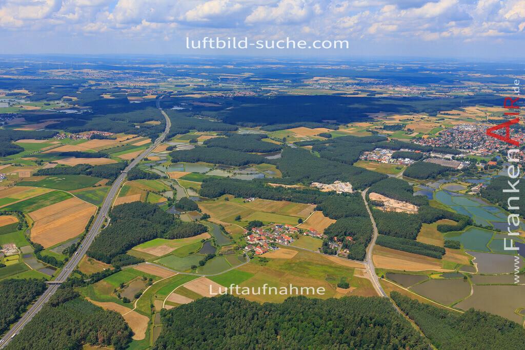 roehrach-hessdorf-17-4869 | Luftbild von Roehrach Hessdorf - Luftaufnahme wurde 2017 von https://frankenair.de mittels Flugzeug (keine Drohne) erstellt - die Geschenkidee