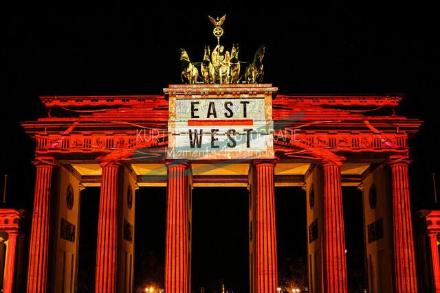 Berliner Motiv, Brandenburger Tor,  | We love Berlin City of Lights