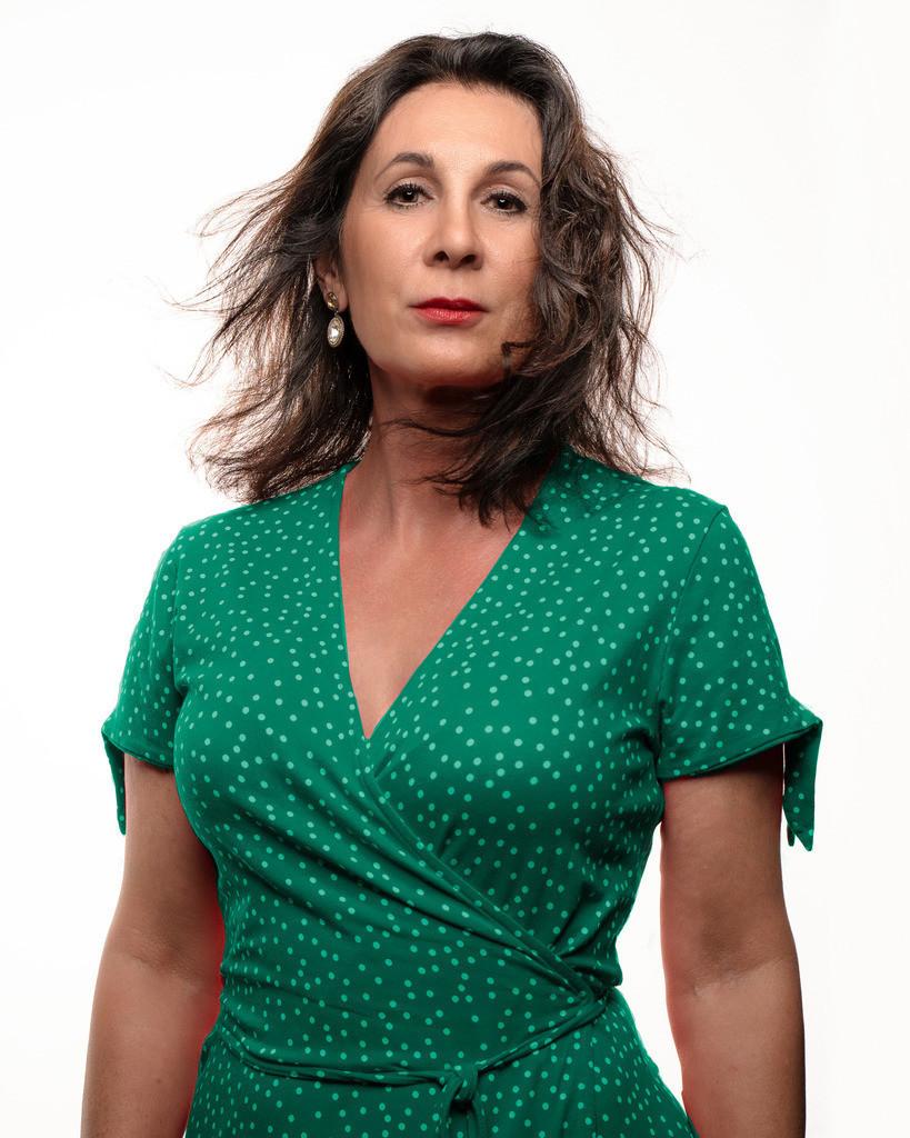Manuela Nestmeier - rot - wind