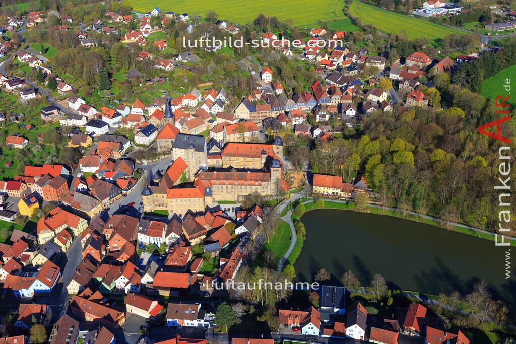 thurnau-2016-3262 | Luftbild von  Thurnau - Luftaufnahme wurde 2016 von https://frankenair.de mittels Flugzeug (keine Drohne) erstellt - die Geschenkidee