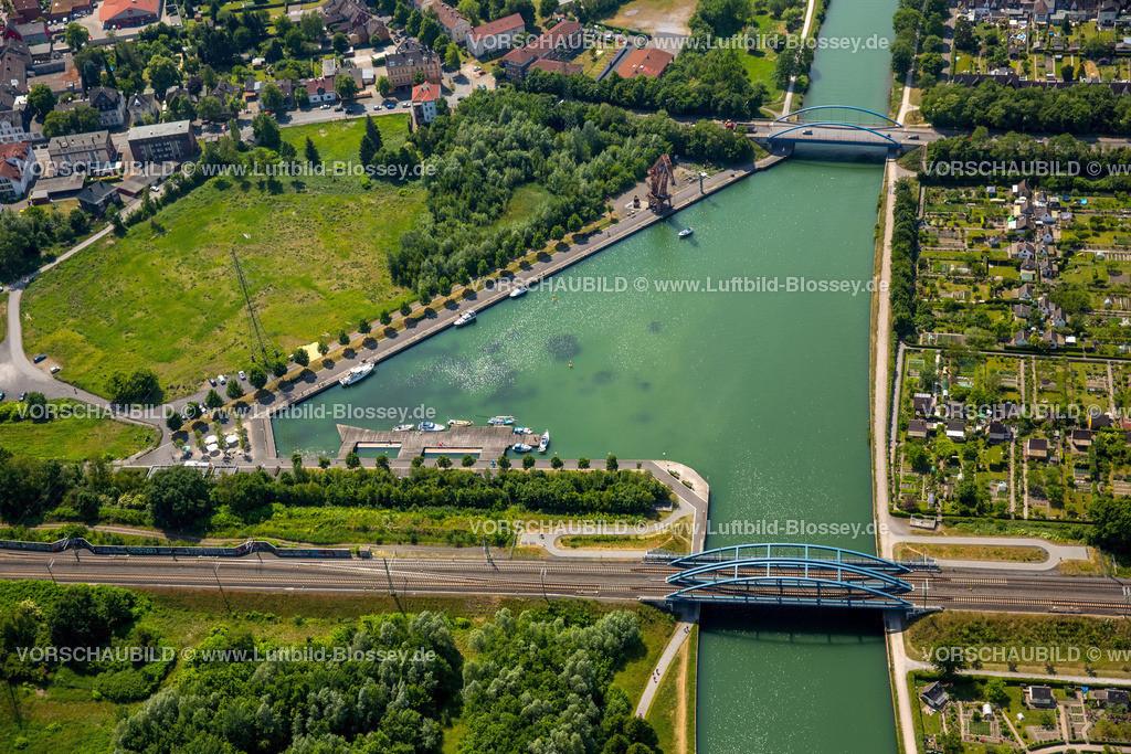 Luenen15064072 | Seepark Lünen mit Kanal und Preußenhafen, Datteln-Hamm-Kanal, Lünen, Ruhrgebiet, Nordrhein-Westfalen, Deutschland