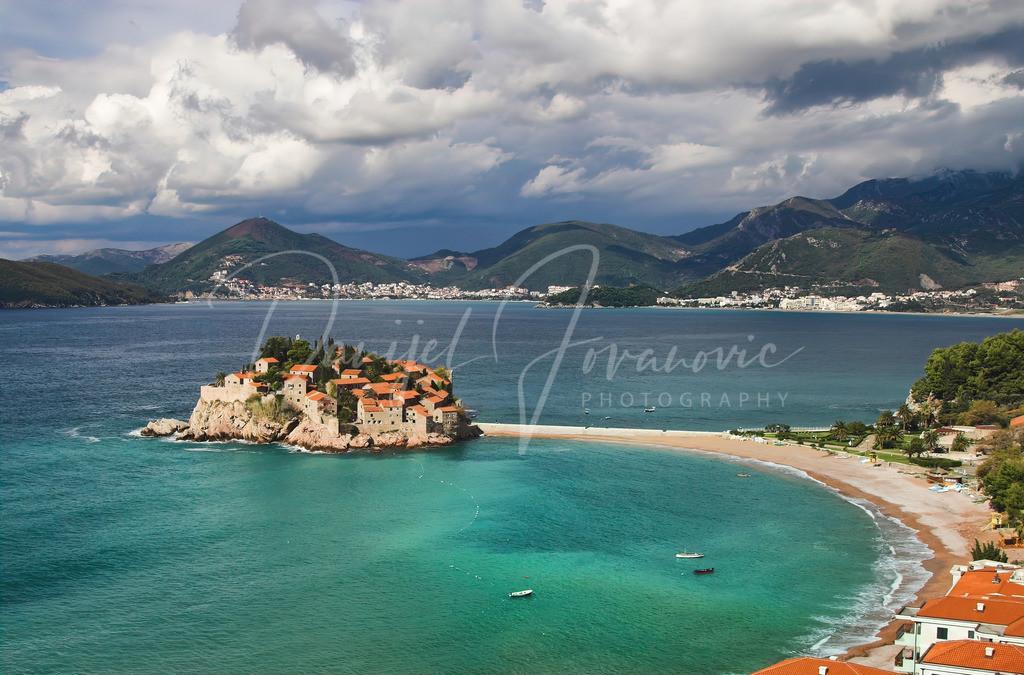 Sveti Stefan | Insel Sveti Stefan in Montenegro