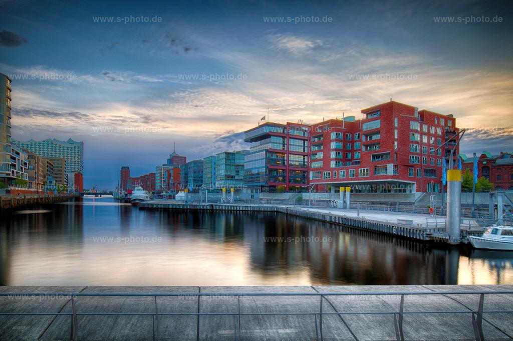 Museumshafen in der Hafencity Hamburg | HDR aus einer 4fach Belichtungsreihe