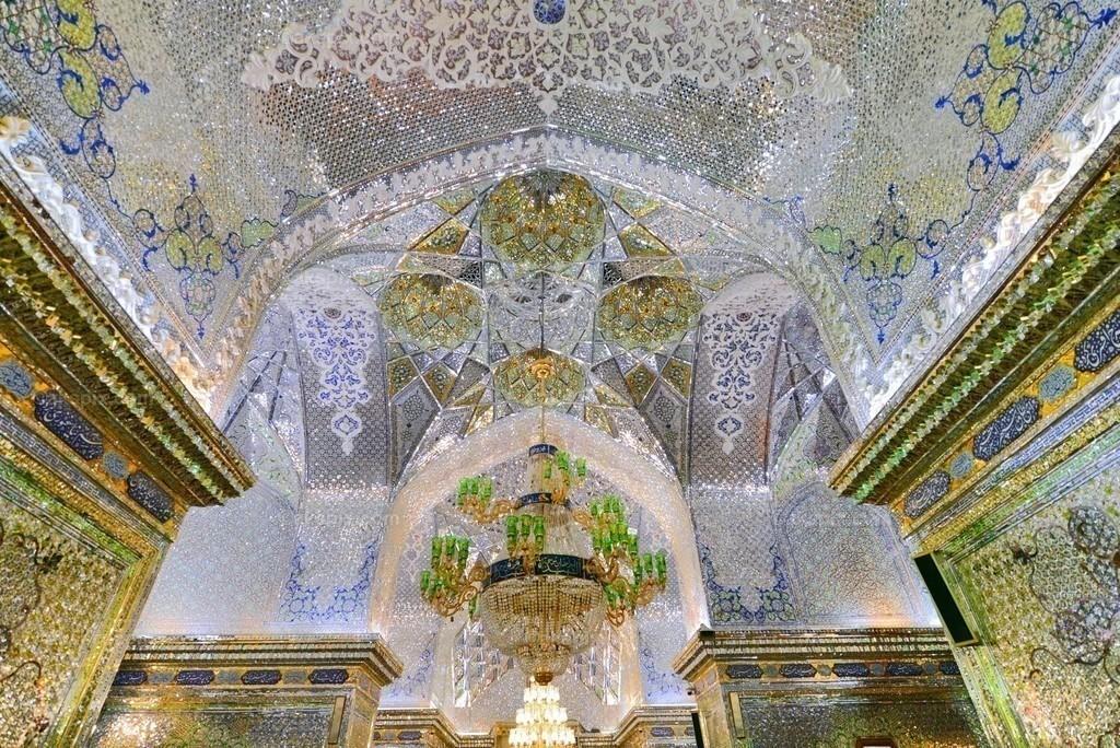 Schah Tscheragh - Mausoleum - in Shiraz | Schah Tscheragh (حرم مطهر احمد بن موسی(ع))